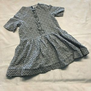 Anais & I Girl's Dress 100% Cotton Size 3